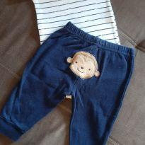 Conjunto macaquinho - 0 a 3 meses - Patimini e Child of Mine