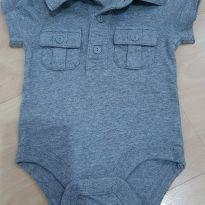 Body bolsinhos - 3 meses - Baby Gap