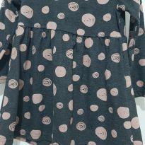 Vestido de bolinha - 3 anos - Bambini