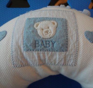 Almofada de Amamentação - Sem faixa etaria - Bruno Baby