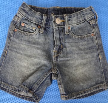 Shorts Jeans - 18 meses - H&M