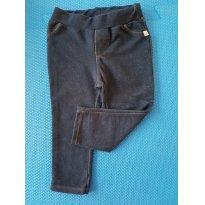 Calça Imita Jeans