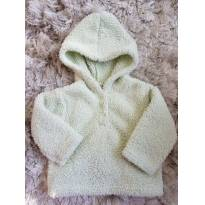 Blusa Urso Verde - 6 a 9 meses - Teddy Boom