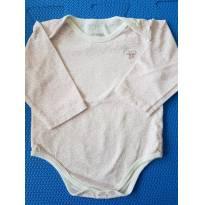 Body Oncinha Bebê - 3 a 6 meses - George