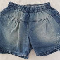 Shorts Jeans FruFru - 12 a 18 meses - Tilly Baby