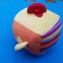 Cubo com Chocalho - Sem faixa etaria - Buba