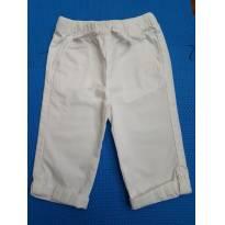 Calça Fashion Branca - Osh Kosh - 18 meses - OshKosh