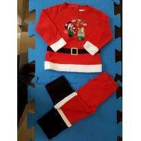 Natal / Papai Noel - DISNEY - 18 a 24 meses - Disney baby