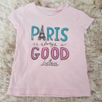 Camiseta Paris - 18 a 24 meses - OshKosh