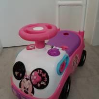 Carro de Passeio / Andador Minnie Mouse -  - Disney