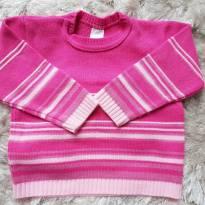Blusa Lã Pink - DuWell