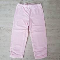 Calça Rosa Bebê - 2 anos - Healthtex