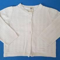 Casaco Branco Osh Kosh - 2 anos - OshKosh