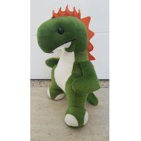 Dinossauro Pelúcia - Arca de Noé (43cm) -  - Não informada