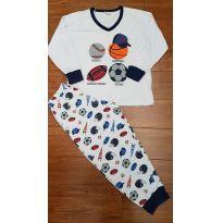 Pijama Esportes