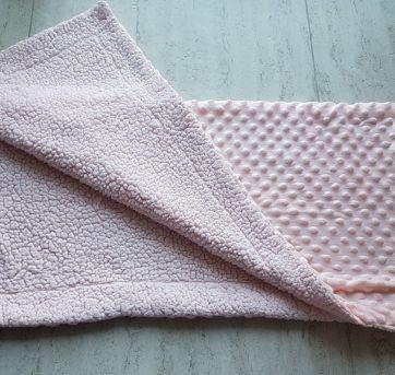 Cobertor Rosinha Fofinho - Sem faixa etaria - Importado