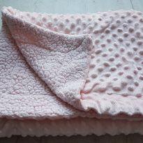 Cobertor Rosinha Fofinho