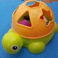 Tartaruga de Encaixar -  - Playskool
