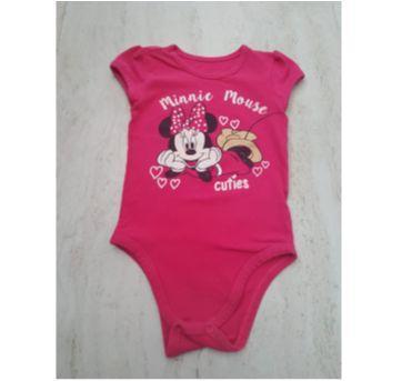 Body Minnie - 3 anos - Disney e Renner