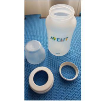 Mamadeira AVENT 330 ml (2) - Sem faixa etaria - Avent Philips