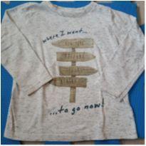 Camiseta Destino - 4 anos - Póim