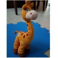 Girafa Pelúcia Gaby Doutora brinquedos (importada) -  - Disney e Importada