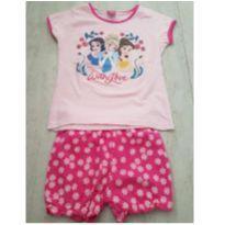 Pijama Princesas - Verão - 3 anos - Disney e Pernambucanas