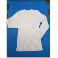 Camiseta Pijama da Fio e Fio Underwear - 3 anos - Não informada