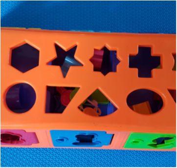 Caixa - Encaixa da ESTRELA - Sem faixa etaria - Estrela