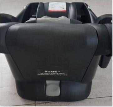 BASE para Assento de Carro Bebê Conforto BRITAX - B Safe - Sem faixa etaria - Britax