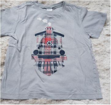 Camiseta do Trem - 5 anos - Gymboree