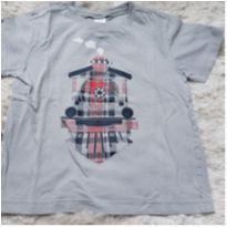Camiseta do Trem - 5 anos - Gymboree