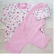 Pijama Passarinho - 3 anos - Heduthi Baby