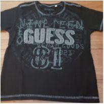 Camiseta GUESS - 6 anos - Guess