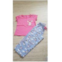 Pijama Verão Unicórnio