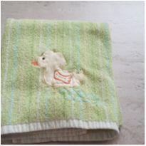 Toalha de Banho Infantil Patinho - Babies R Us -  - Importada e Babies R Us