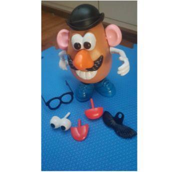 Sr Cabeça de Batata - Sem faixa etaria - Hasbro