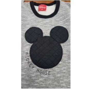 Moletom Mickey - 6 anos - Disney e KAMYLUS