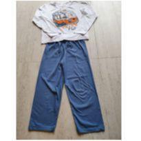 Pijama da Kombi - AM Ratex - 6 anos - Nacional