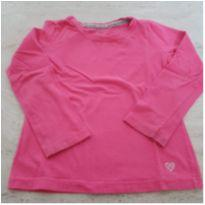 Camiseta Rosa - 5 anos - Pool Kids