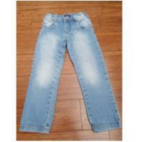 Calça Jeans Claro - 6 anos - jeito de criança