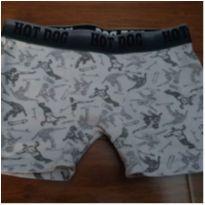 Cueca Boxer - 7 anos - HOT DOG