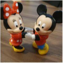 Agarradinhos Minnie e Mickey