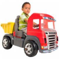 Caminhão Truck Vermelho Pedal -  - Magic Toys