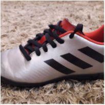 Chuteira Society Adidas Original Prata - 30 - Adidas
