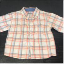 camisa social zara baby - 6 a 9 meses - Zara Baby
