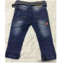 Calça Jeans Bebê - 1 ano - Megan
