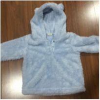 Blusa de Frio com capuz super quentinho - 12 a 18 meses - Teddy Boom