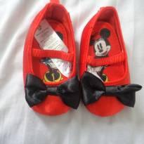 Sapatilha Minnie - 18 - Disney