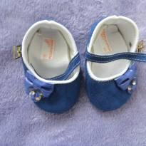 Sapatinho Azul - 17 - Sem marca